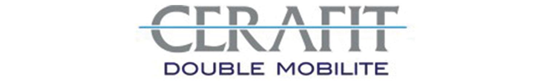 Ceraver Cotyle Cerafit double mobilite Logo