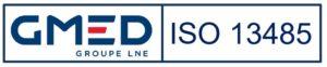 LOGO GMED ISO 13485